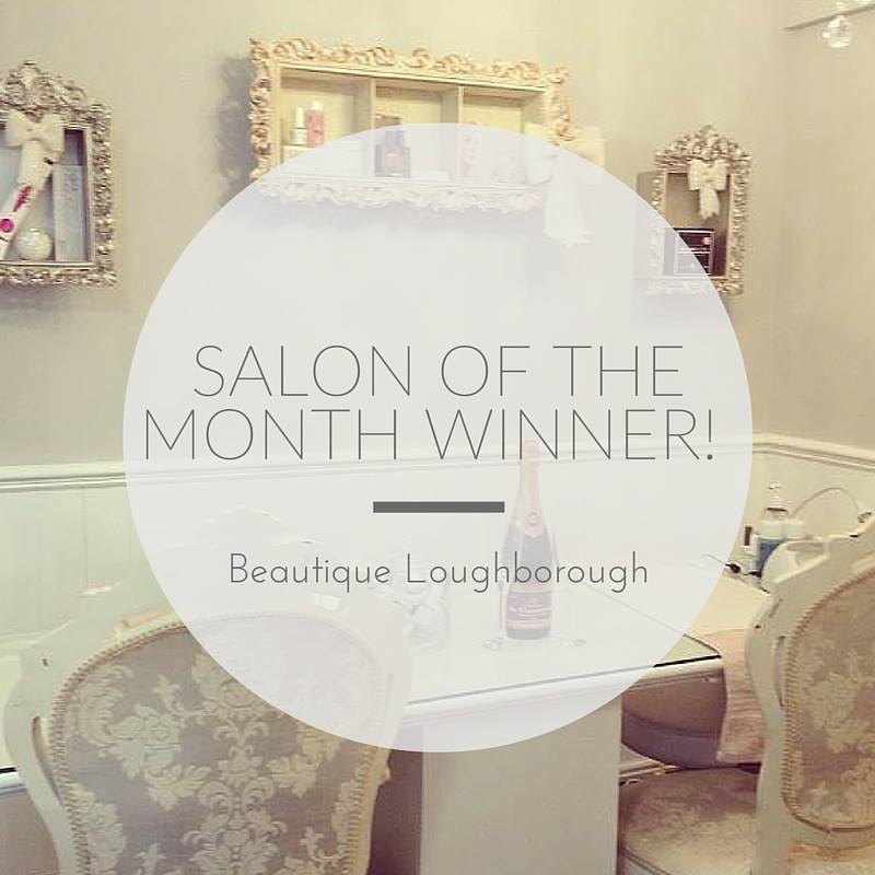 Beautique Wins Louella Belle's Salon of the Month